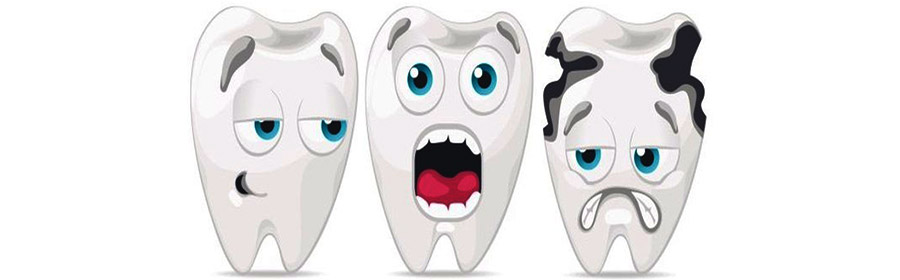 H τερηδόνα είναι νόσος των δοντιών που οφείλεται σε μικρόβια τα οποία υπάρχουν φυσιολογικά στην στοματική κοιλότητα. Τα μικρόβια αυτά διασπούν τους υδατάνθρακες των τροφών και παράγουν οξέα τα οποία επιτίθενται στα δόντια και προκαλούν την απώλεια αλάτων από αυτά (απασβεστίωση) οδηγώντας στην εμφάνιση της τερηδόνας δηλαδή του χαλάσματος